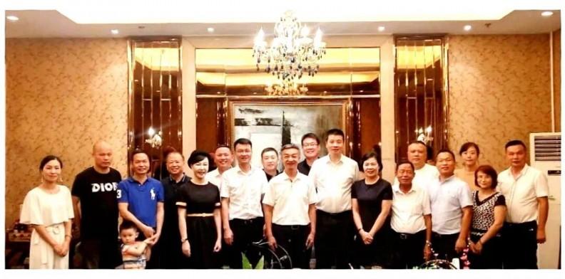 【协会·时事】朱文玮理事长一行走访台州市塑料行业协会